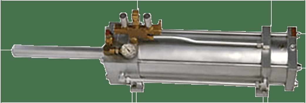 Intensifier- Air-Over-Oil
